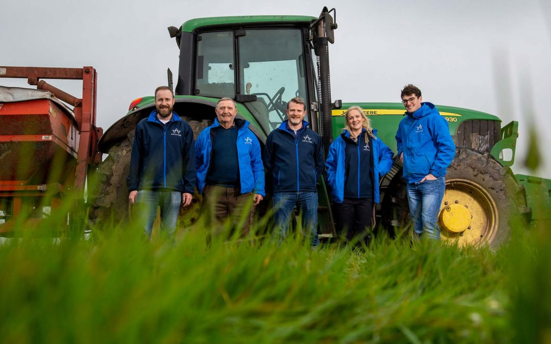 Anuland FieldSense launches at 2019 Ploughing Championships